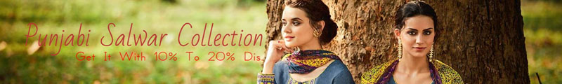Wholesale Punjabi Suits