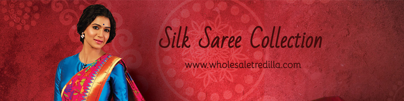 Wholesale Silk Saree